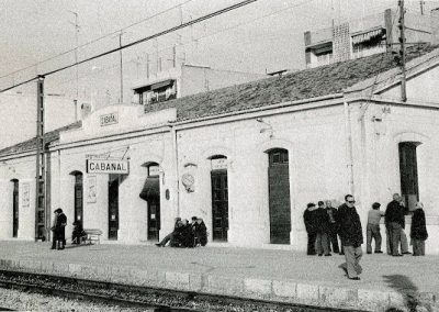 Estación del Cabanyal
